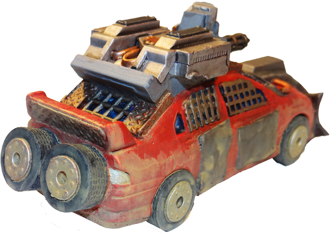 1228-Assassin Vehicle