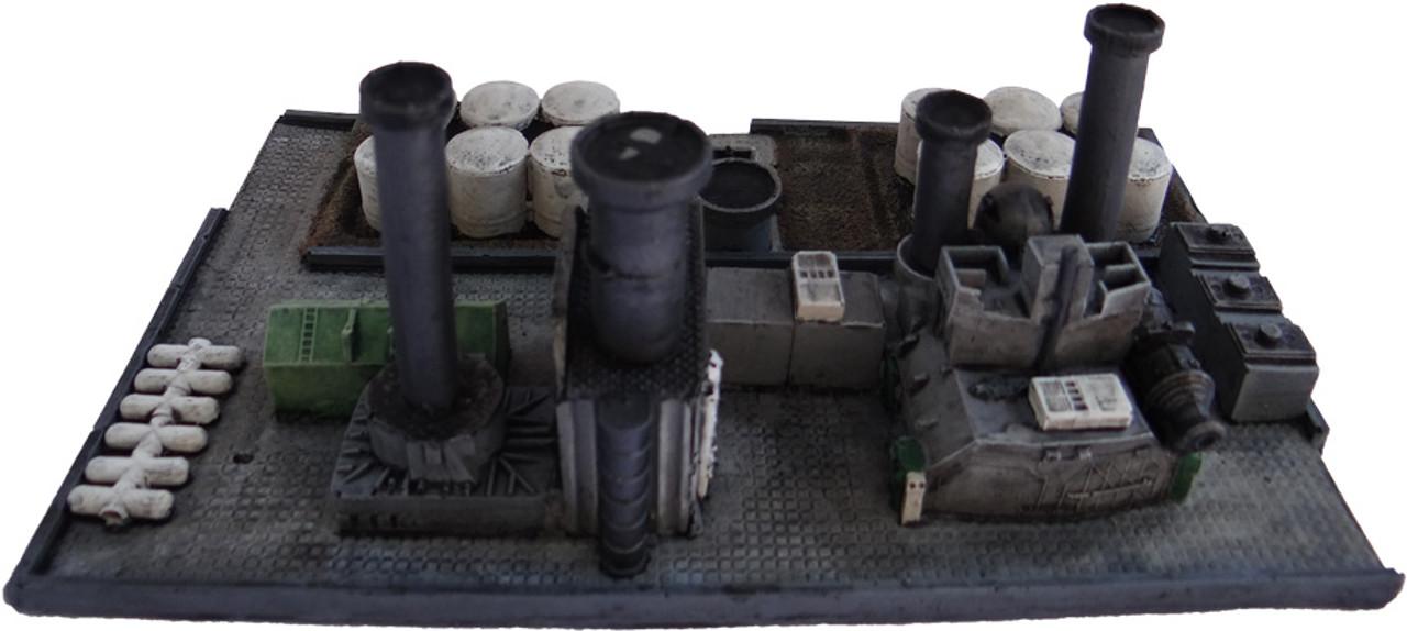 1066-Oil Refinery