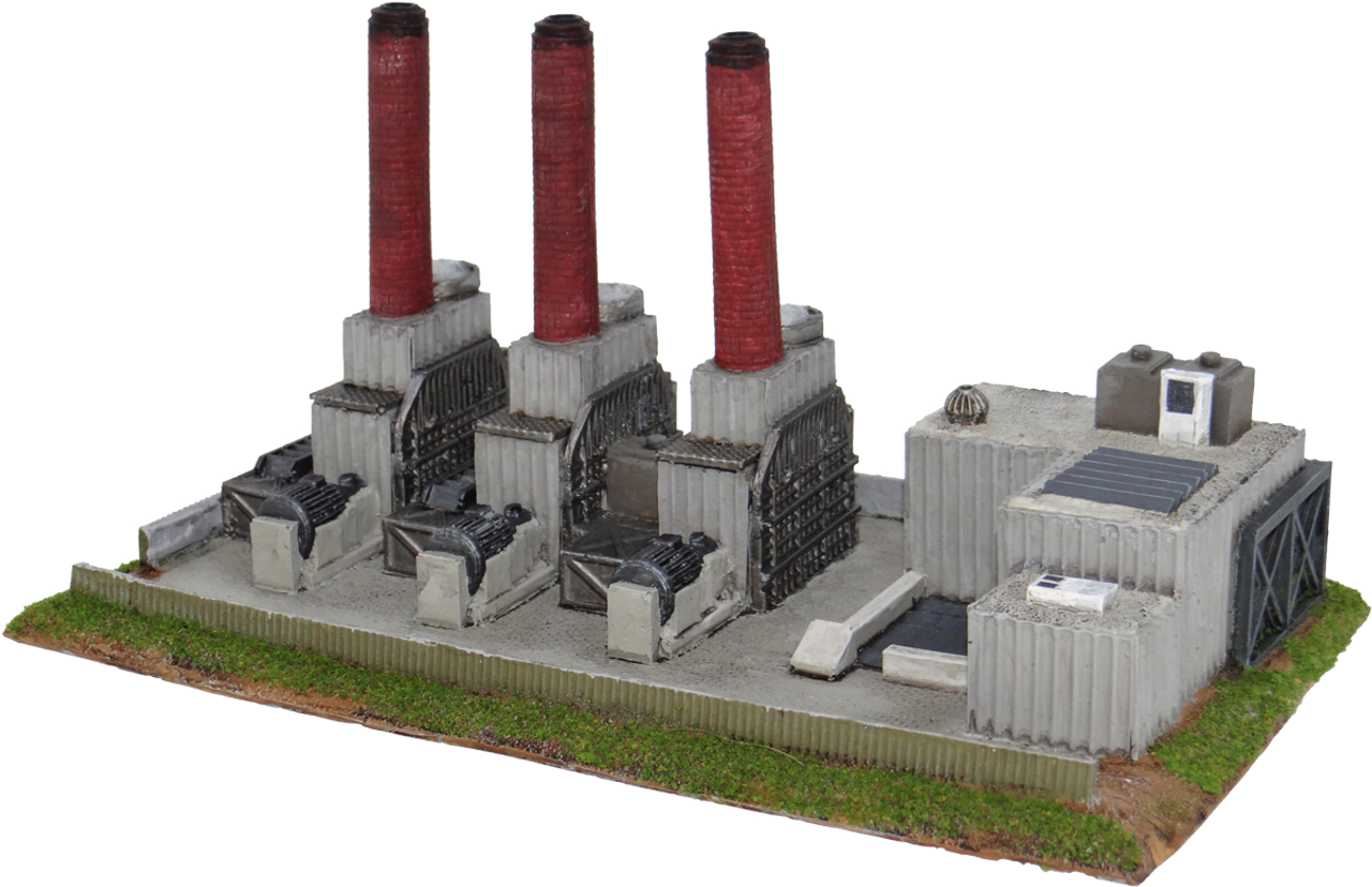 6mm Power Plant
