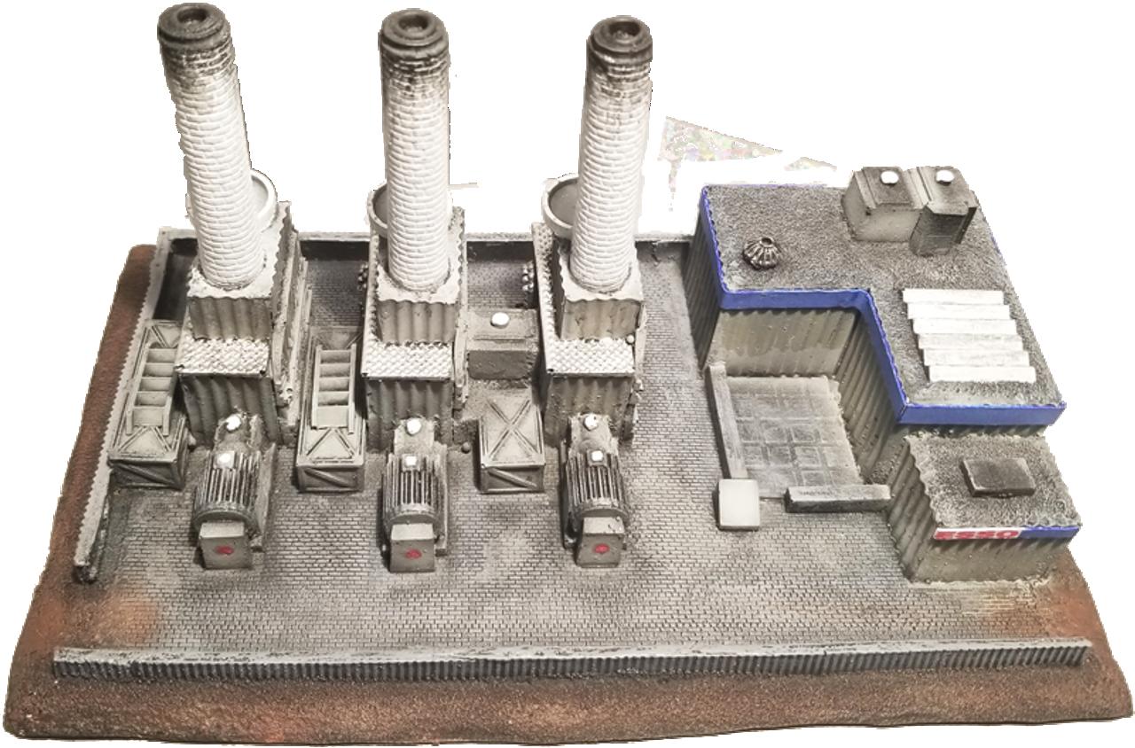 Industrial Terrain 6mm