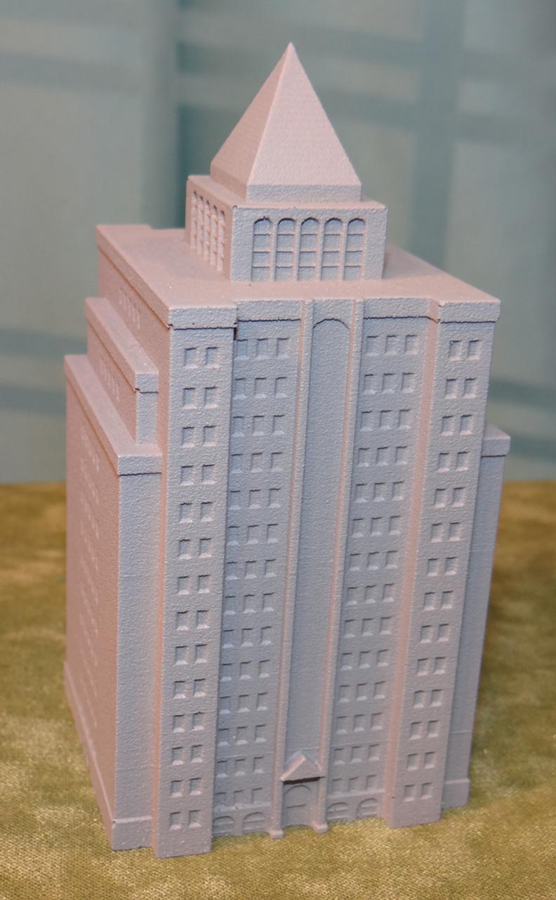 6mm Terrain Skyscraper
