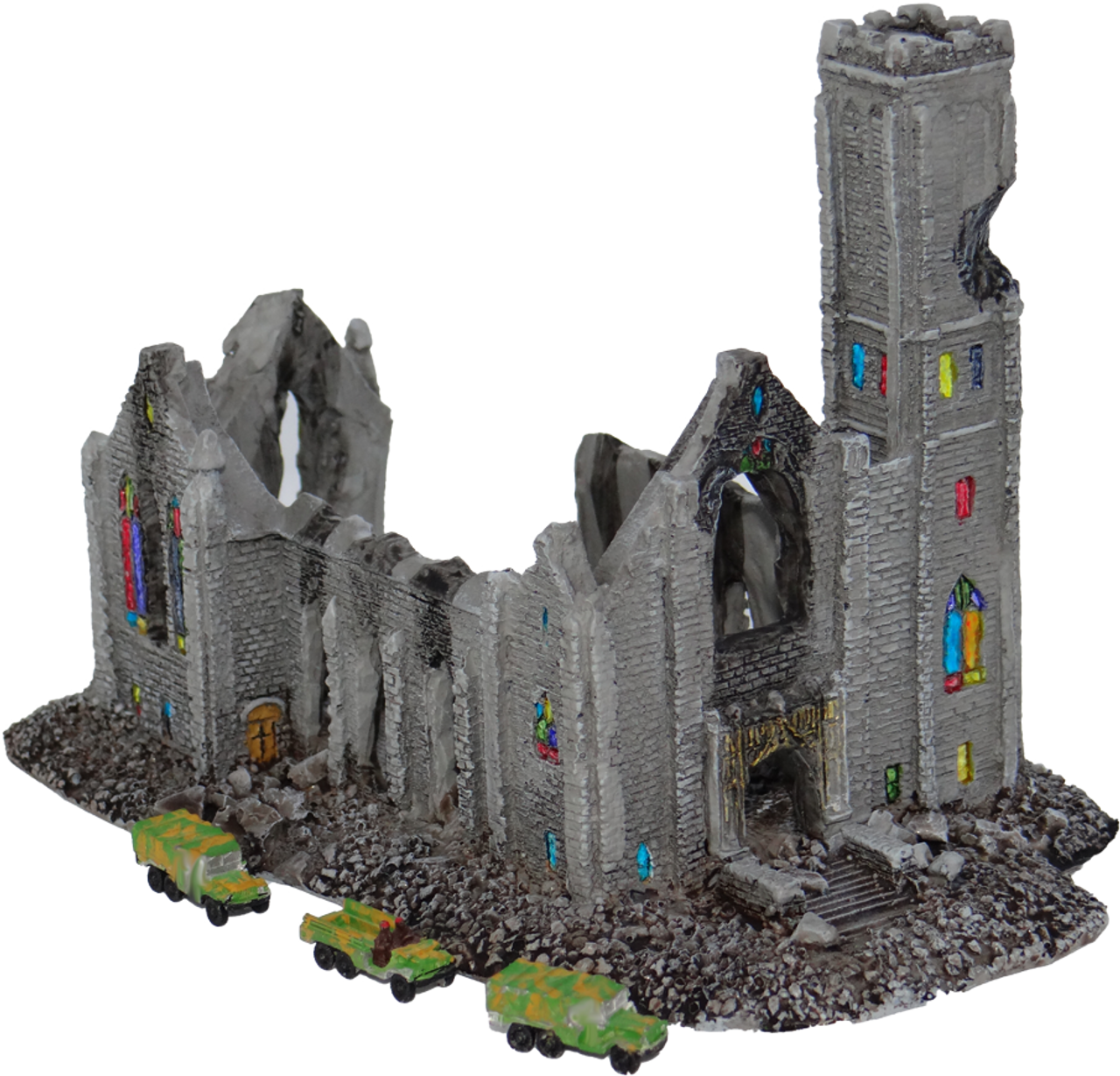 1213-Cathedral Ruins