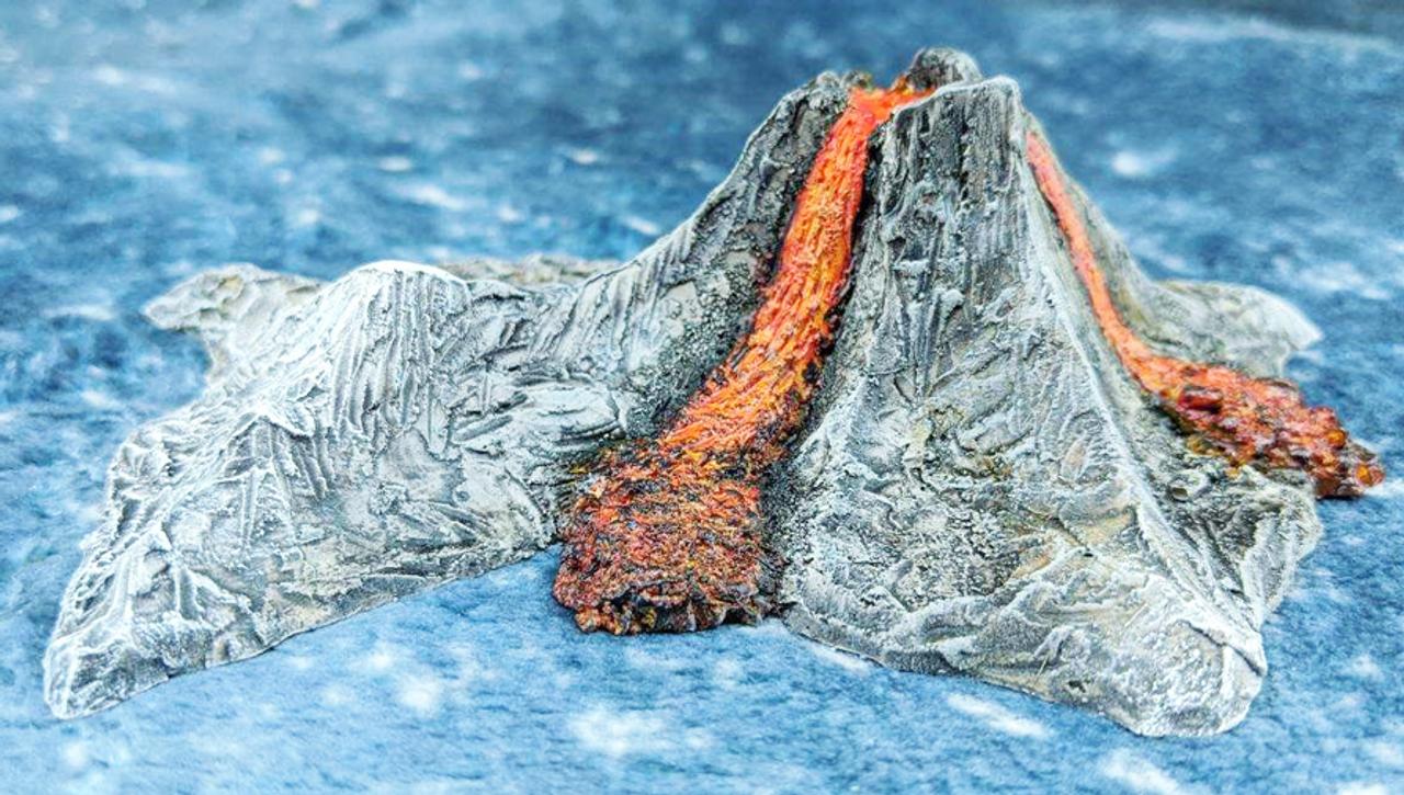 1271-1/700th Volcano Island