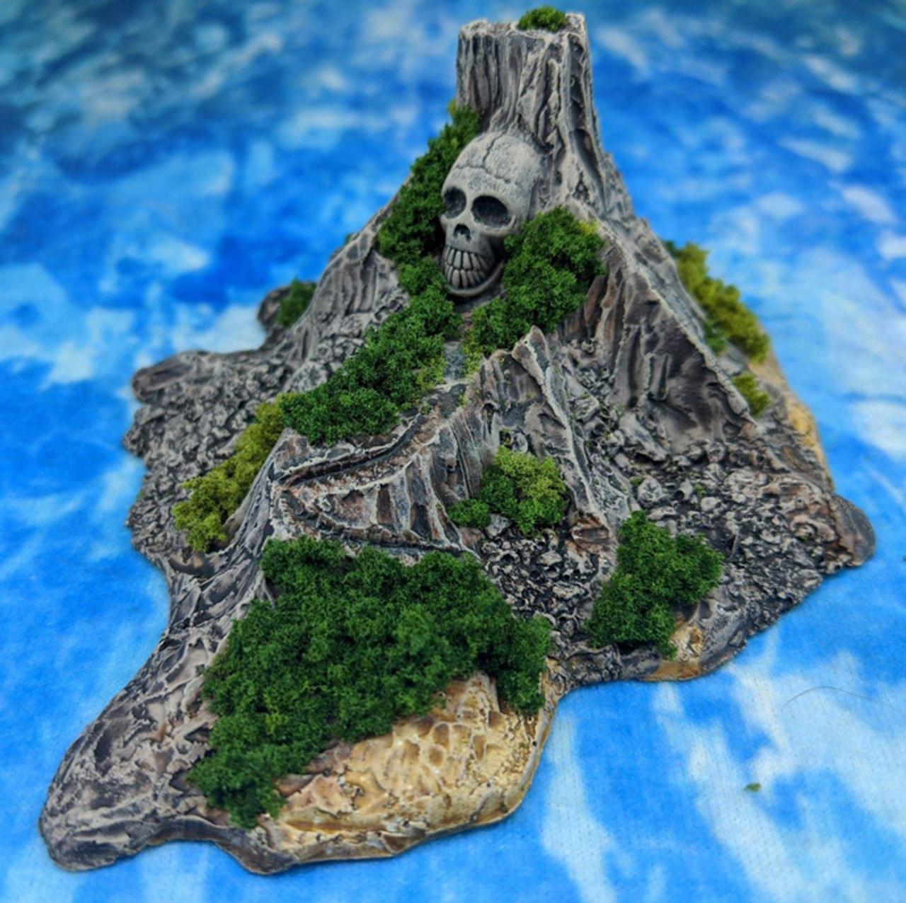1272-1/700th Skull Island