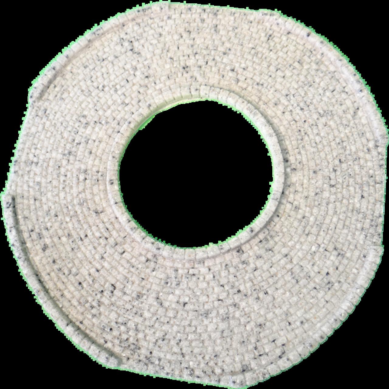 1139-Euro-Grey Cobblestone Roundabout