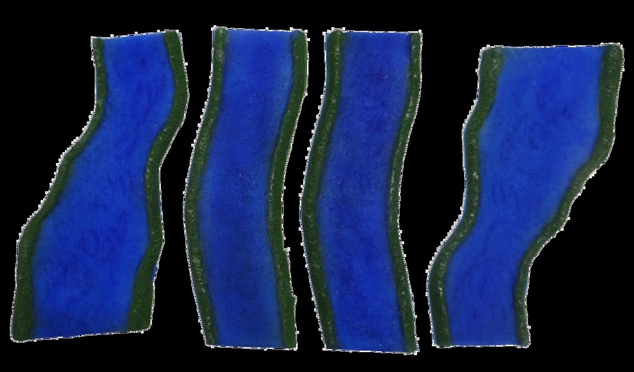 1402 6-15mm 4pc Blue River Connector Set