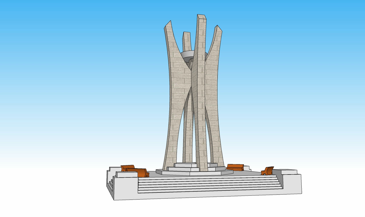1359-Monument 2 each