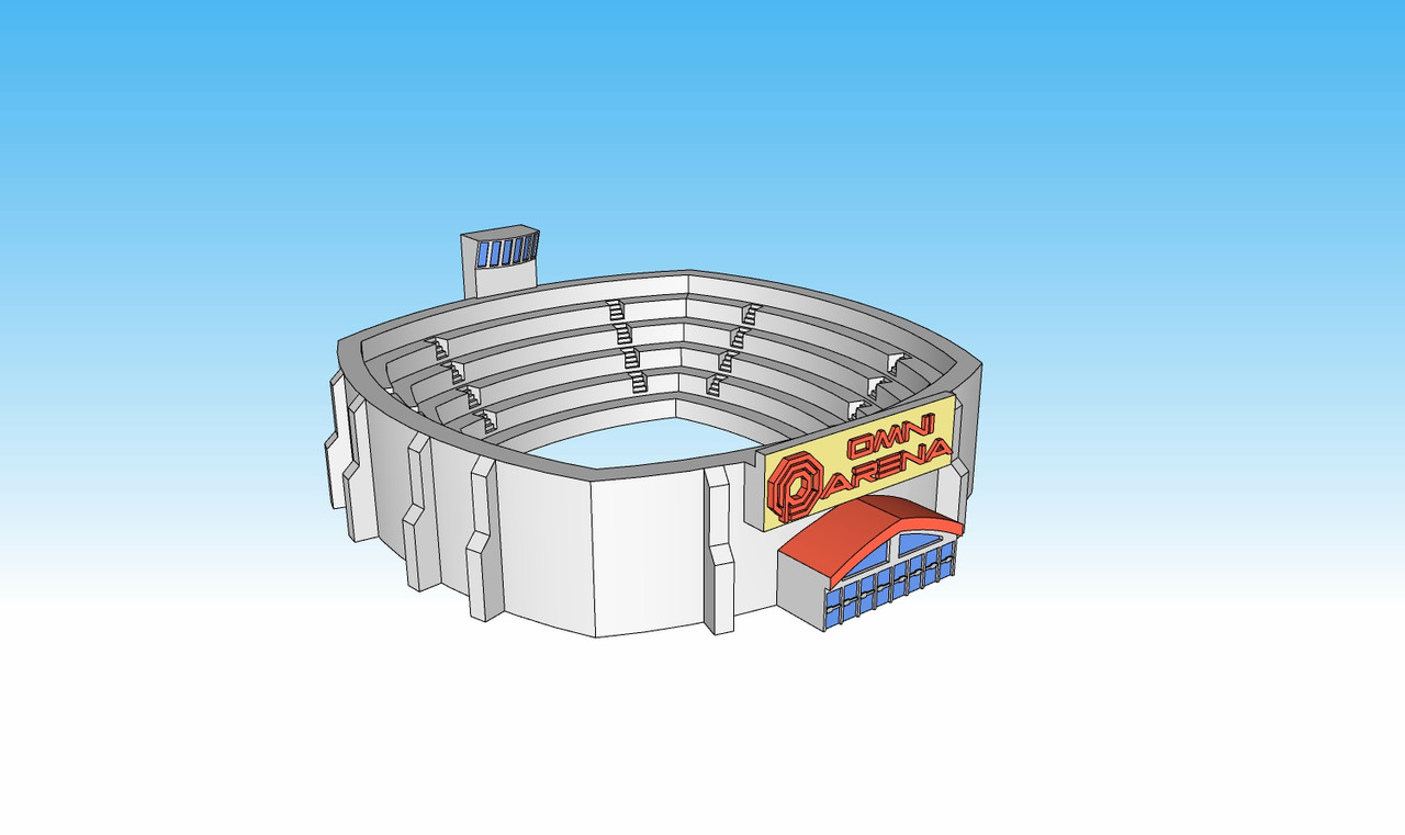 1363-Arena & Restaurant