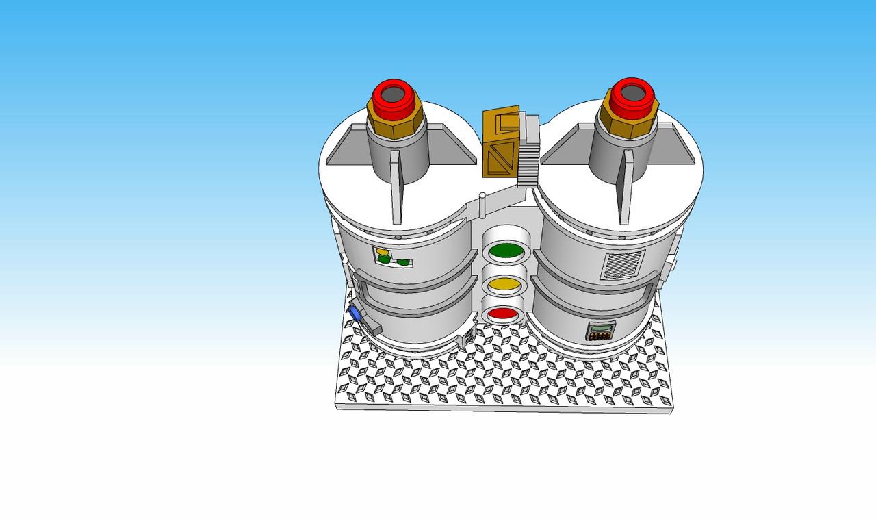 1394-Atmospheric Exchanger (2 each)