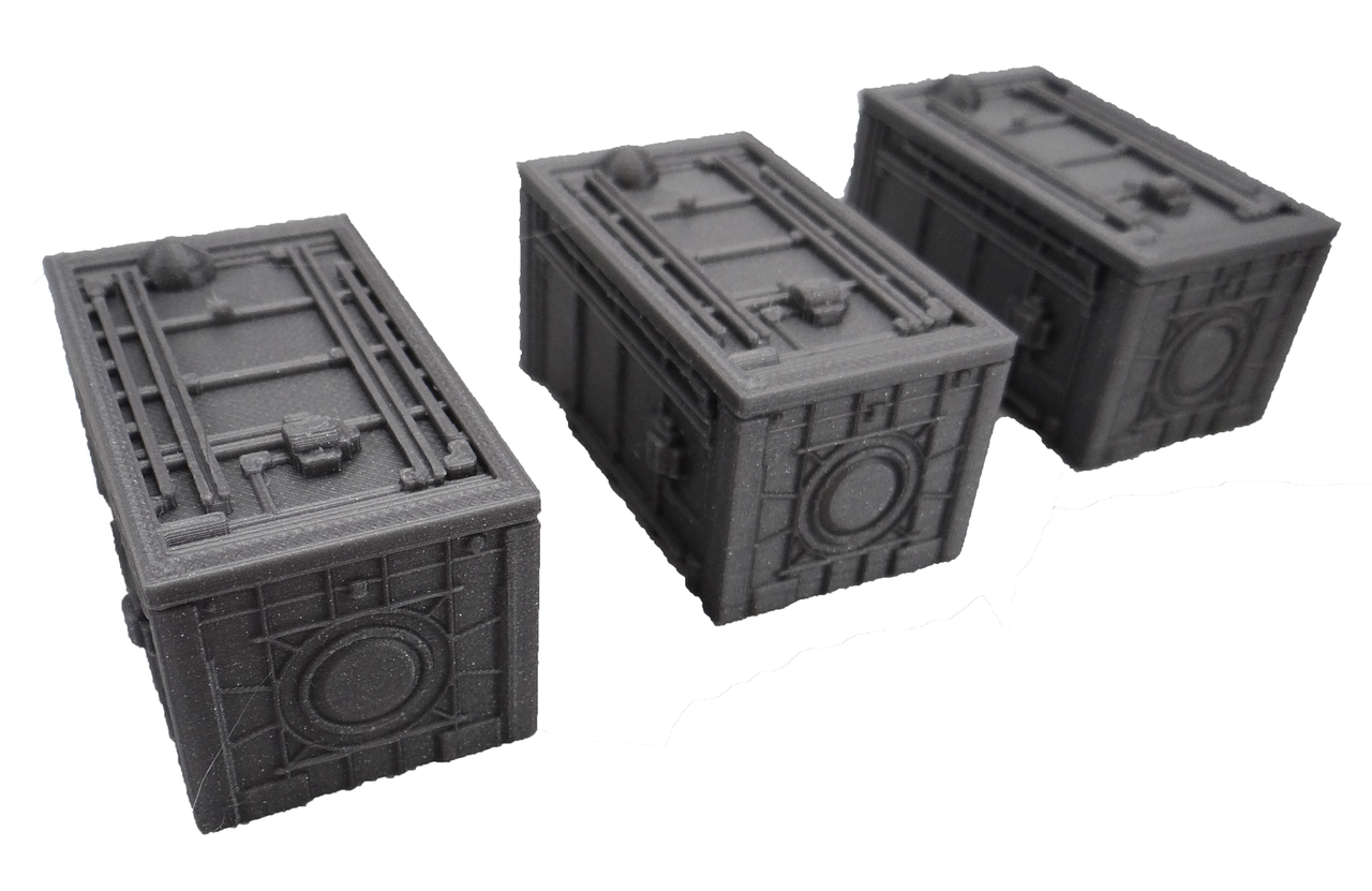 28mm Munitions Crate