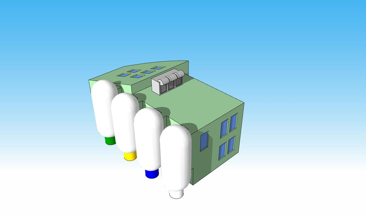1371 Bio Research Facility illustration top
