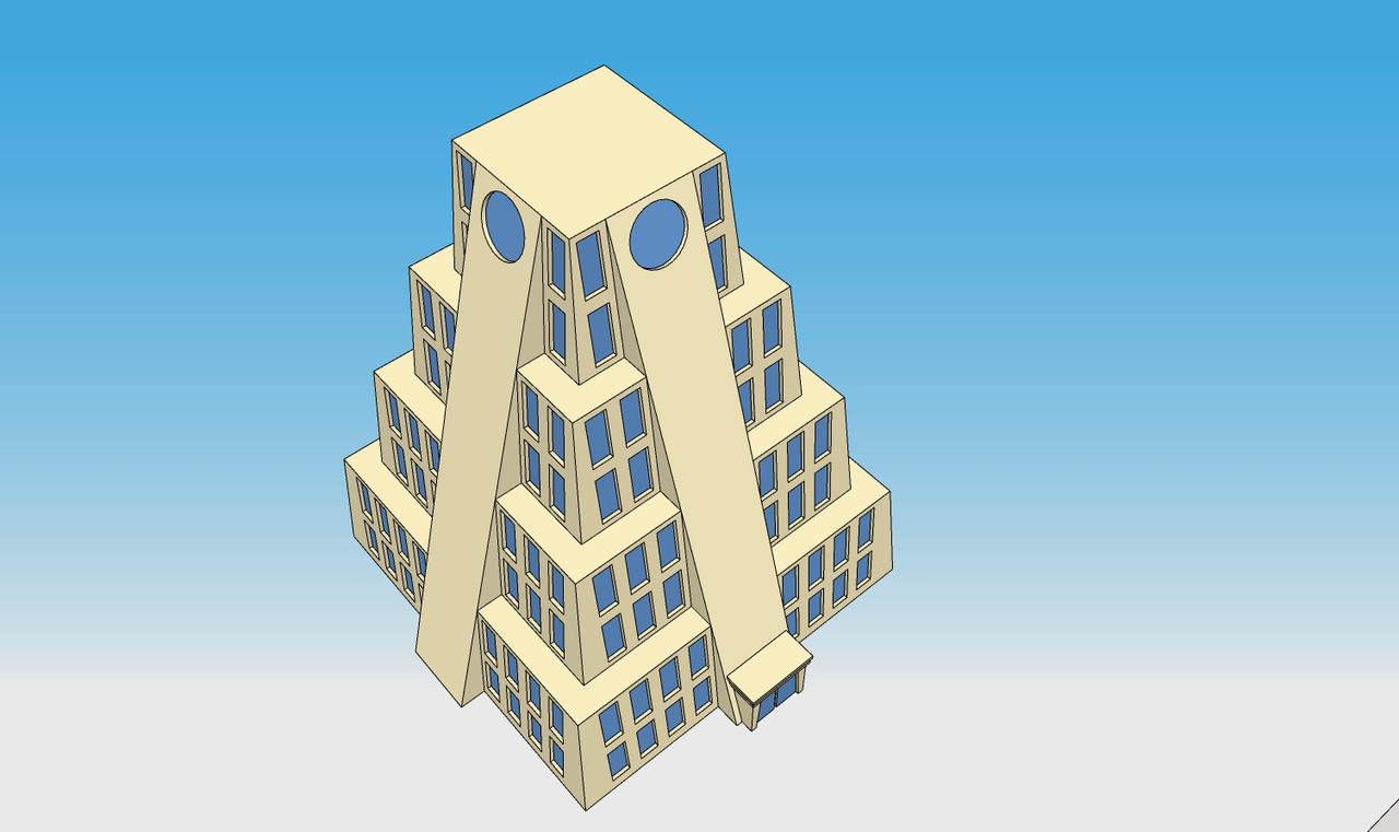 6mm Zigg Building picture top