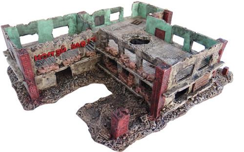1080-Stalingrad Nail Factory Ruin