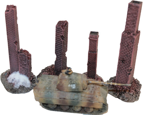 1191-Chimney 4pc Set