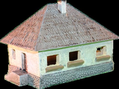 1252-German Farm House