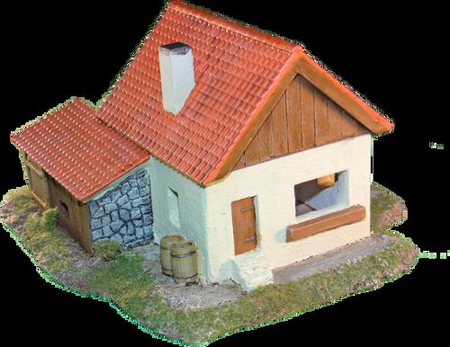 1255-Ruhr Valley Millhouse