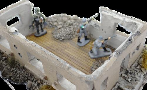 1316-Bauernholf Ruin