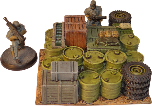 1048-Supply Depot/Objective Marker