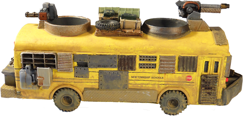 1224 -Armageddon Bus