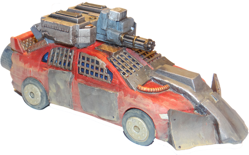 1228-Assassin Vehicle