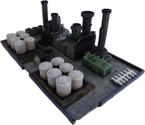 Oil Refinery 6mm