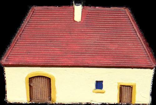 1218-Farm House 4ea
