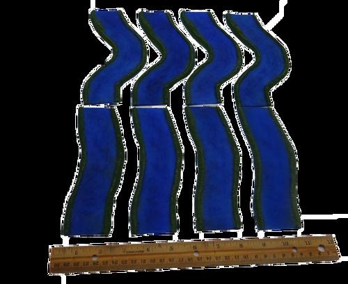 1350-9pc Painted River Set