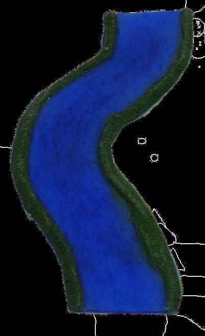 1351-Blue River Straight 2ea