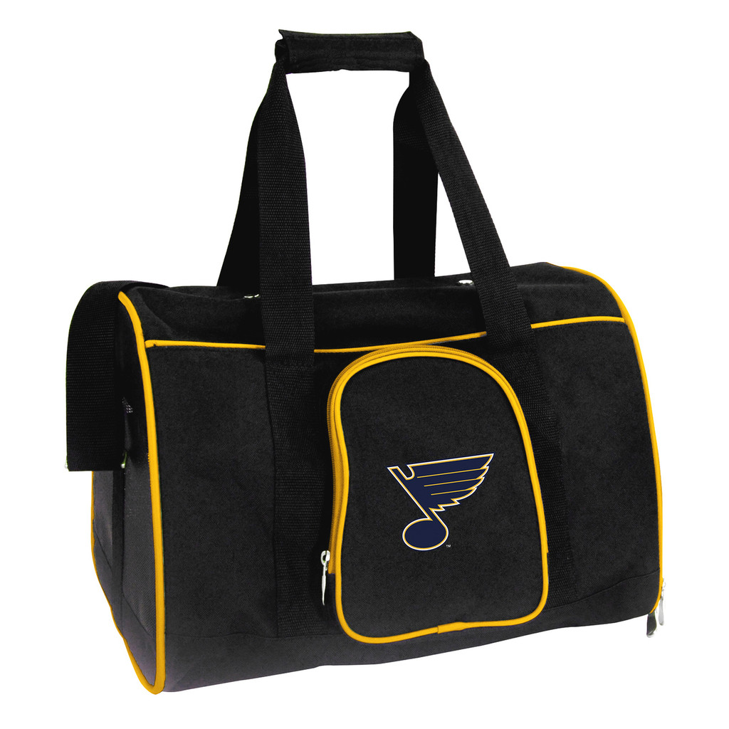 St. Louis Blues Dog Cat Premium Carrier Bag 16""