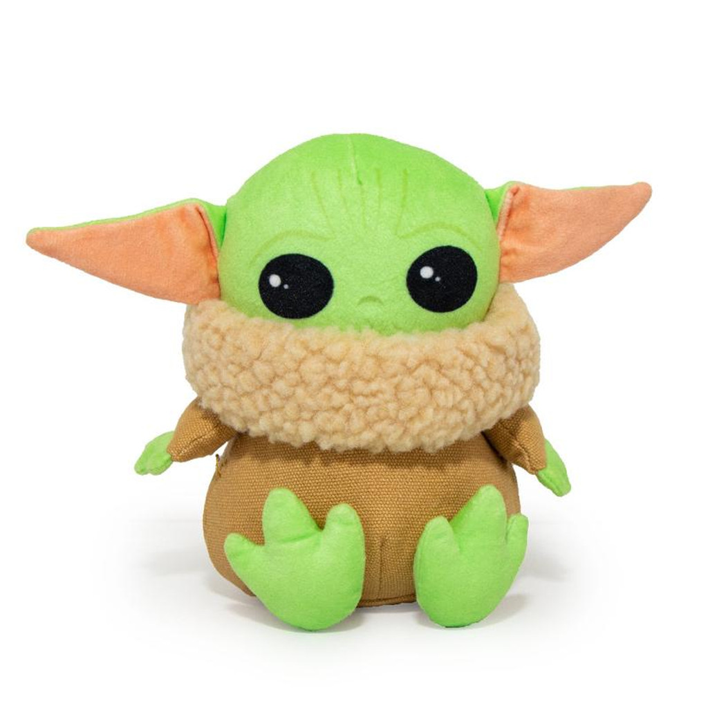 Grogu The Child Baby Yoda Dog Toy Sitting Plush Mandalorian Star Wars