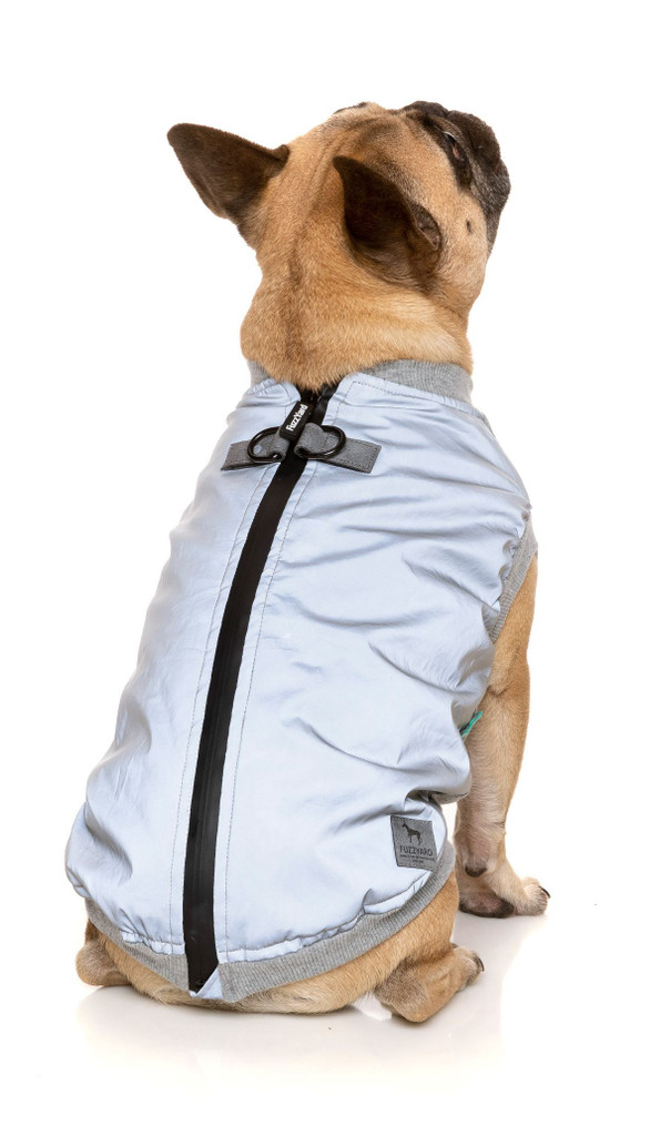 MacGyver Reflective Dog Cat Jacket Premium Harness Waterproof