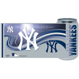 New York Yankees Soda Can Drinking Glass Boxed Set