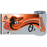 Baltimore Orioles Soda Can Drinking Glass Boxed Set