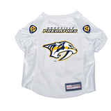 Nashville Predators Dog Pet Premium Mesh Hockey Jersey