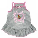 Ottawa Senators Dog Pet Pink Too Cute Squad Jersey Tee Dress