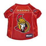 Ottawa Senators Dog Pet Premium Mesh Hockey Jersey
