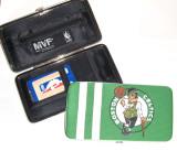 Boston Celtics Jersey Clutch Shell Wallet