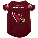 Arizona Cardinals Dog Pet Mesh Alternate Football Jersey