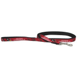 Arizona Cardinals Dog Pet Premium 6ft Nylon Lead Leash