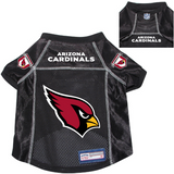Arizona Cardinals Dog Pet Premium Alternate Mesh Football Jersey Black