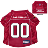 Arizona Cardinals Dog Pet Premium Mesh Football Jersey