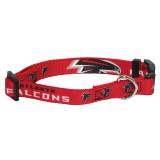 Atlanta Falcons Dog Pet Premium Adjustable Nylon Collar