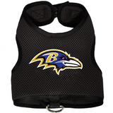 Baltimore Ravens Dog Pet Premium Mesh Vest Harness