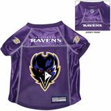 Baltimore Ravens Dog Pet Premium Alternate Mesh Football Jersey