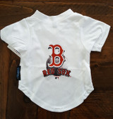 Boston Red Sox Dog Pet Performance Tee T-Shirt