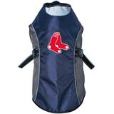 Boston Red Sox Dog Pet Premium Reflective Jacket