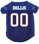 Buffalo Bills Dog Pet Mesh Football Jersey