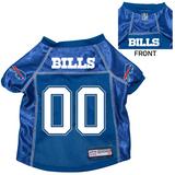 Buffalo Bills Dog Pet Premium Mesh Football Jersey