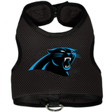 Carolina Panthers Dog Pet Premium Mesh Vest Harness