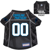 Carolina Panthers Dog Pet Premium Mesh Football Jersey